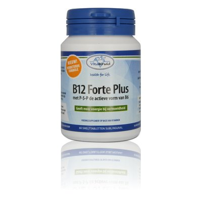 Vitakruid B12 Forte Plus met P-5-P