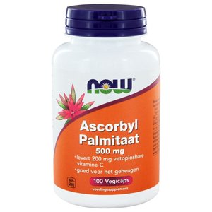 NOW Ascorbyl Palmitaat